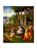 Nativity Giclee Print by Lorenzo Leonbruno