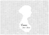 Emma By Jane Austen Full Book text Poster Photo