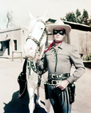 Clayton Moore, The Lone Ranger (1956) - Photo