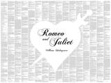 Romeo and Juliet By William Shakespear Full Book text Poster Pósters