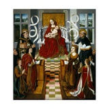 The Madonna of the Catholic Monarchs Giclee Print