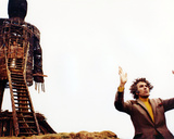 Christopher Lee, The Wicker Man (1973) Foto