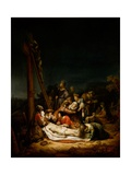 The Lamentation Over Christ Giclee Print by Govaert Flinck