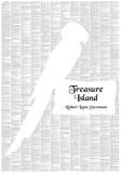 Treasure Island By Robert Louis Stevenson Full Book text Poster Posters