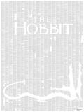 The Hobbit By J.R.R Tolkien Full Book text Poster Lámina