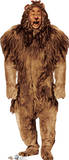 Cowardly Lion - The Wizard of Oz 75th Anniversery Lifesize Standup Cardboard Cutouts