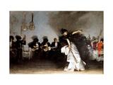 El Jaleo Giclée-tryk af John Singer Sargent