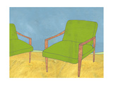 The Chair Couple Photographic Print by Jan Weiss