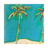 Palm Duo Photographic Print by Jan Weiss