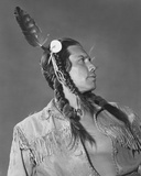 Jay Silverheels, The Lone Ranger Photo