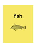 Fish Photographic Print by Jan Weiss