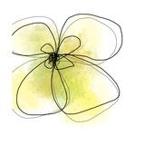 Summer Yellow Petals Fotografie-Druck von Jan Weiss