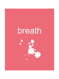 Breath Photographic Print by Jan Weiss