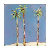 Palm Trio One Photographic Print by Jan Weiss