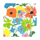 Floral Mix 1 Photographic Print by Jan Weiss