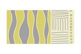 Fabric Design One Fotografie-Druck von Jan Weiss