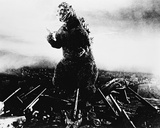 Godzilla, King of the Monsters! (1956) Fotografía