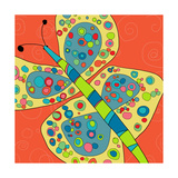 Butterfly Groove 3 Photographic Print by Jan Weiss