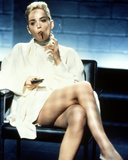 Sharon Stone, Basic Instinct (1992) Photo