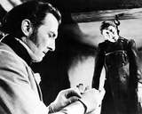 Christopher Lee, The Curse of Frankenstein (1957) Photo
