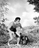 Gordon Scott, Tarzan's Fight for Life (1958) Photo