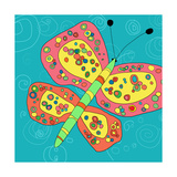 Butterfly Groove 2 Photographic Print by Jan Weiss