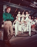 Seven Brides for Seven Brothers, Howard Keel, 1954 Photo