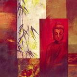 Buddha I Kunstdrucke von  Verbeek & Van Den Broek