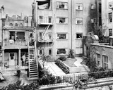 ventana indiscreta, La (1954) Fotografía
