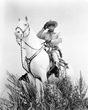 Clayton Moore, The Lone Ranger (1949) Photo
