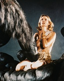 Jessica Lange, King Kong (1976) Photographie