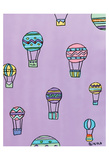 Balloons - Purple Prints by Brian Nash