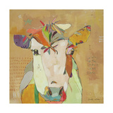 Mom Cow Prints by Jennifer Mercede