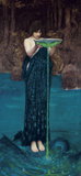 Circe Invidiosa, 1892 Plakat af John William Waterhouse