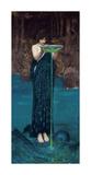 Circe Invidiosa, 1892 Impression giclée par John William Waterhouse