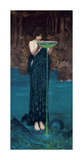Circe Invidiosa, 1892 Giclee Print by John William Waterhouse