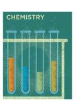 Chemistry Art by John Golden