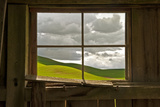 Palouse Barn Posters by David Winston