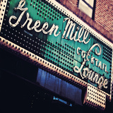 The Green Mill Prints by Tracey Capone