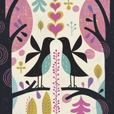 Love Birds Prints by Tracy Walker