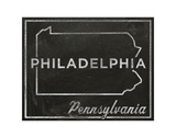 Philadelphia, Pennsylvania Posters by John Golden