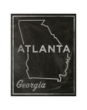 Atlanta, Georgia Prints by John Golden