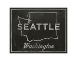 Seattle, Washington Prints by John Golden