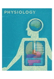 Physiology Posters by John W. Golden