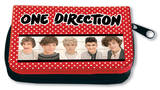 One Direction Vinyl Wallet Purse Wallet