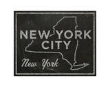 New York City, New York Prints by John W. Golden