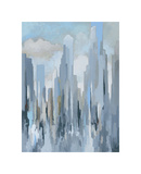 Midtown Towers Giclee Print by Gregory Lang