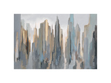 Midtown Skyline Giclee Print by Gregory Lang