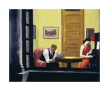 Room in New York, 1932 Reproduction procédé giclée par Edward Hopper