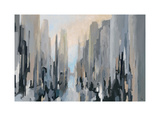 Midtown Giclee Print by Gregory Lang